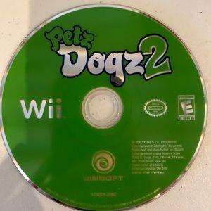 Wii Pet Dogz 2 Nintendo